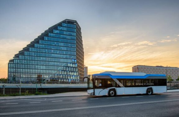 Polen fører det europæiske marked for produktion af elektriske busser